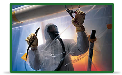 Asbestos: Removal of A Ticking Time Bomb Syracuse NY