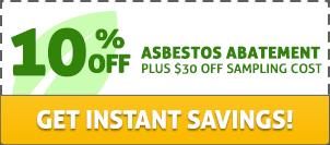 Asbestos Coupon