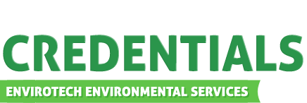 Envirotech Services Credentials
