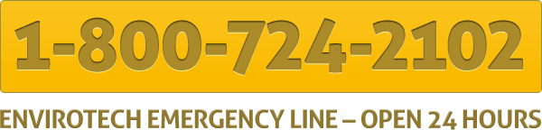 EnviroTech Emergency Line – Open 24 Hours