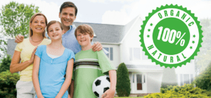 100% organic and natural pest control solutions
