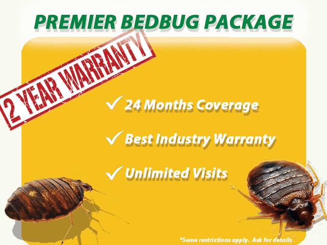 Premier Bedbug Package