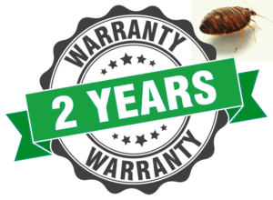 Our Two-year Warranty