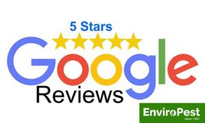 EnviroPest 5 star rating
