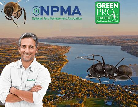 National Pest Management Association banner