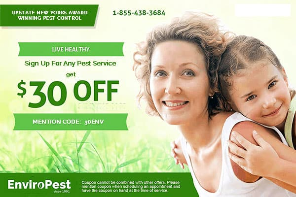 pest control coupon from EnviroPest